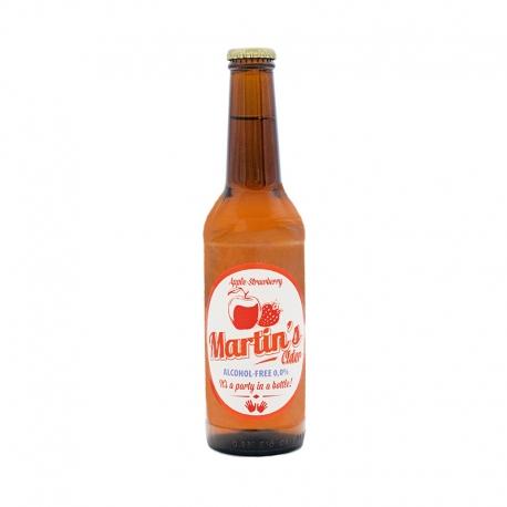 Martin's Cider Nealko Jablko-Jahoda
