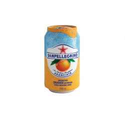 SANPELLEGRINO Pomaranč