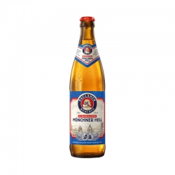 Paulaner MÜNCHENER HELL nealkoholické pivo