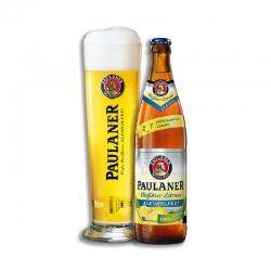 Paulaner HEFE-WEISSBIER CITRÓN nealkoholické pivo