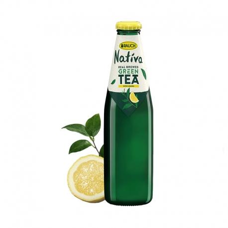 Nativa zelený čaj - citrón