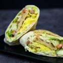 Kebab wrap