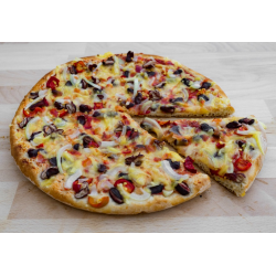 Pizza Mexická (pikant)