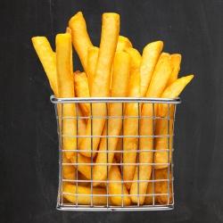 Hranolky zemiakové
